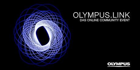Olympus.Link - das online Community Event Tickets