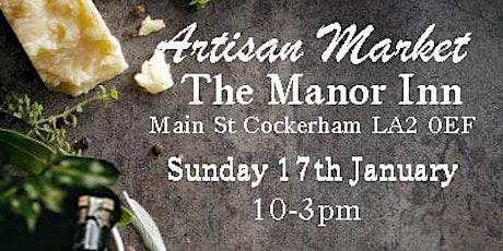 Artisan Market @ The Manor Inn tickets