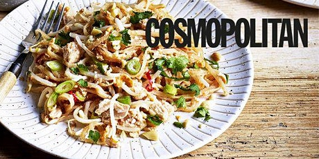 Easy Thai - Cosmopolitan Cookery Class tickets