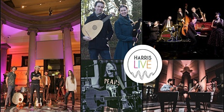 Harris Live at Home: The Billionaires tickets