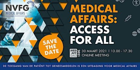 NVFG MedicalAffairsDag 2021 tickets
