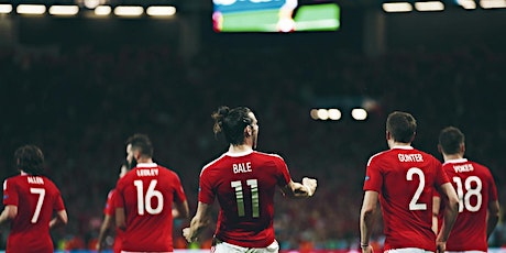 Euro 2020 Wales vs Italy live @ our London fan park! tickets