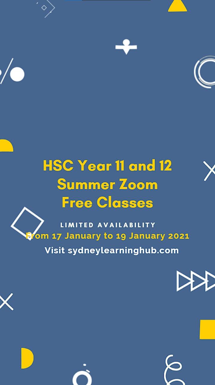 Free Year 11 Online HSC Physics tutoring image