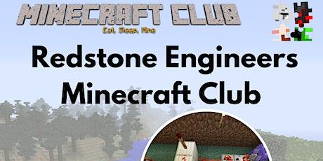 Minecraft Redstone Engineering Club Tickets
