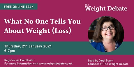 What No One Tells You About Weight (Loss) tickets