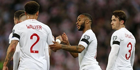 Euro 2020 England vs Czech Rep live. Hastings fan park with Mark Lawrenson! tickets