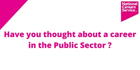 Have you thought about working for the Civil Service? tickets