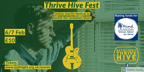 Thrive Hive Fest tickets