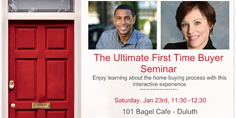 The Ultimate First Time Home Buyers Seminar with Bryan Bostic tickets