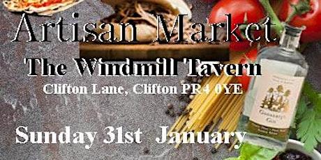Artisan Market @ The Windmill Tavern tickets