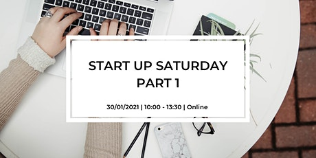 Start Up Saturday - Getting Started (Part 1) tickets