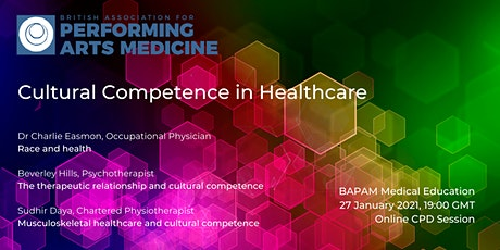 Practitioners' Online CPD: Cultural Competence in Healthcare tickets