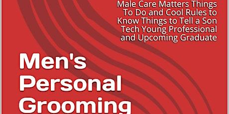 Men's Personal Grooming Etiquette & Men's Etiquette Outclass Competition tickets