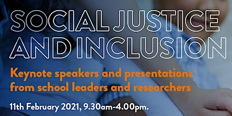 Leading Schools in the West Midlands: Social Justice and Inclusion tickets