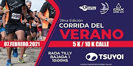Corrida del Verano - 29na. Edición entradas