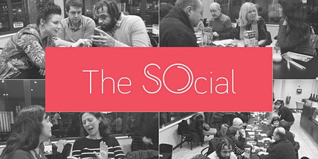 The SOcial: Setting Goals for the New Year tickets