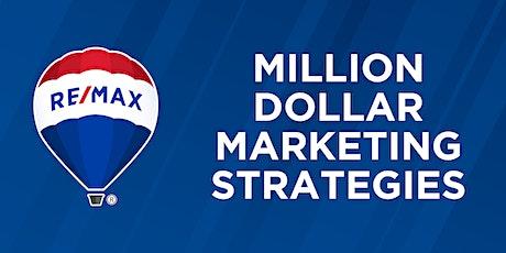 Million Dollar Marketing Strategies tickets