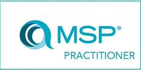 Managing Successful Programmes–MSP Practitioner 2Days Training in Kitchener tickets