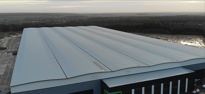 Low Carbon GRP Daylight Solutions for the Metal Envelope image