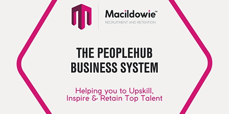 The People Hub – helping you to Upskill, Inspire & Retain Top Talent tickets
