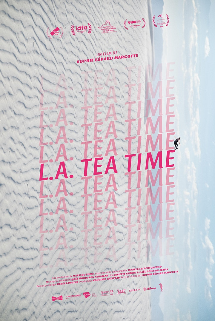 Image de Ciné-club du Quai 5160 : L.A. Tea Time - projection & Q&A