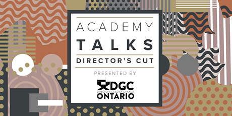 Academy Talks: Director's Cut | Pretty Hard Cases tickets