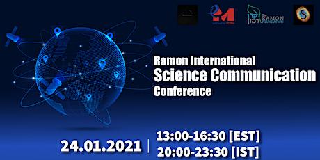 Ramon International SciComm Conference tickets