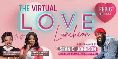 The Love Luncheon tickets