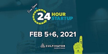 24 Hour Startup SK tickets