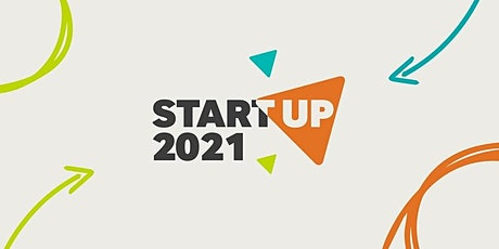 Start-Up 2021: The UK's biggest start-up show of the new year tickets