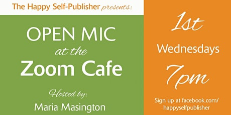 Open Mic at the Zoom Cafe tickets