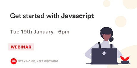 [FREE WORKSHOP] Get Started with Javascript! tickets