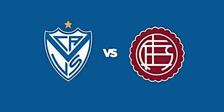 ViVO!!.-@Vélez v Lanús E.n Viv y E.n Directo ver Partido online entradas