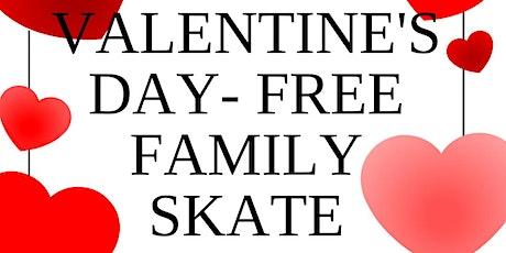 Labrador City Arena Valentine's Skate - February 14th - 1:50 to 2:50pm tickets
