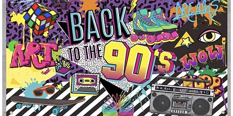 90's/2000 Birthday Party tickets