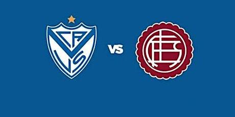 TV/VER.-Vélez v Lanús E.n Viv y E.n Directo ver Partido online entradas