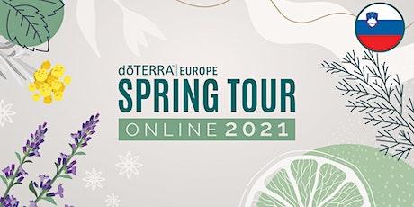 dōTERRA Spring Tour Online 2021 - Slovenia tickets