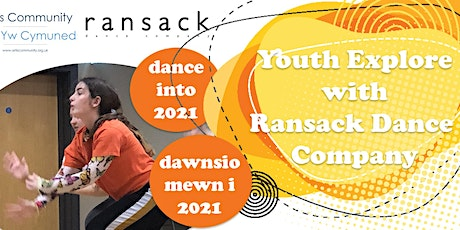 Youth Explore with Ransack Dance Company: Workshop tickets