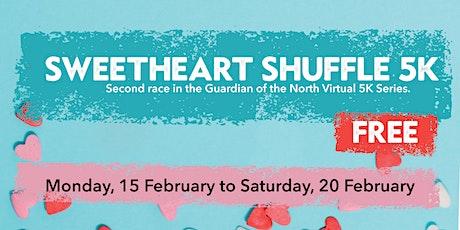 Sweetheart Shuffle Virtual 5K tickets