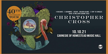 Christopher Cross: 40th Anniversary Tour tickets