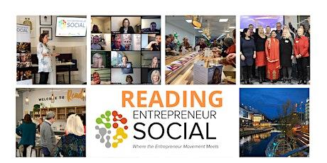 GeniusU Reading Entrepreneur Social - January 2021 Event tickets