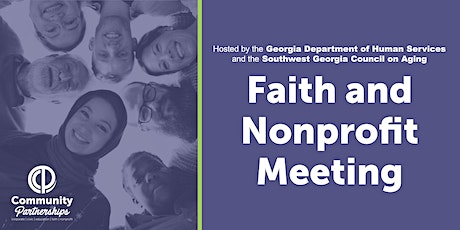 Faith and Nonprofit Meeting: Dougherty County tickets