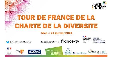 Tour de France de la Diversité - étape Nice billets