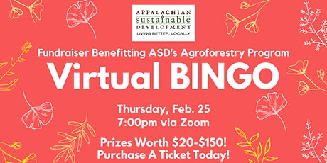 Virtual BINGO! tickets