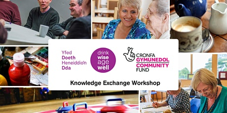 Drink Wise, Age Well: Knowledge Exchange Session tickets