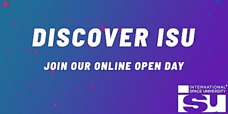 Discover ISU! tickets
