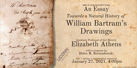 Fellow's Talk: Elizabeth Athens tickets