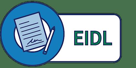 New EIDL Update tickets