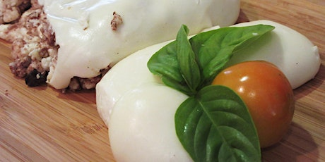 Mozzarella & Burrata - 2 cheeses in 2 hrs tickets