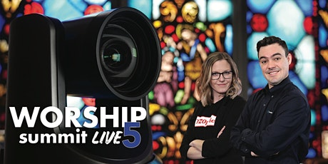 Worship Summit Live 5 - Technical Training Event tickets